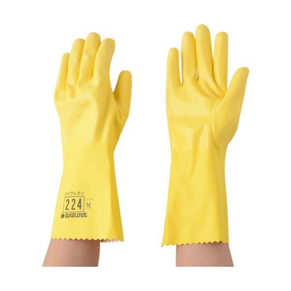 DAILOVE 耐溶剤用手袋 ダイローブ224(M) D224-M