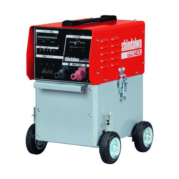 新ダイワ工業 SBW140L-MF 直送品 バッテリー溶接機 点付け溶接専用