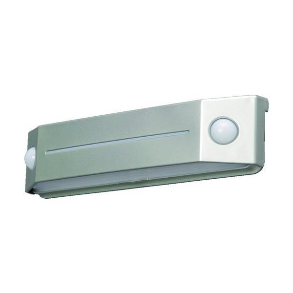 IRIS 乾電池式LEDセンサーライト フットタイプ 電球色 BOS-FL2-WS