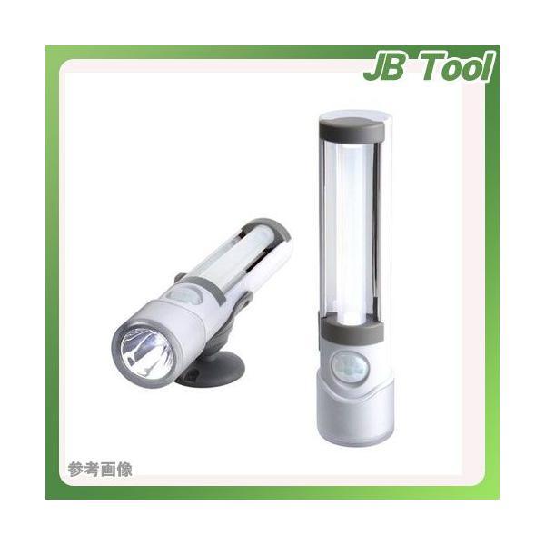 ムサシ RITEX ライテックス 懐中電灯付 LEDセンサーライト ASL-030