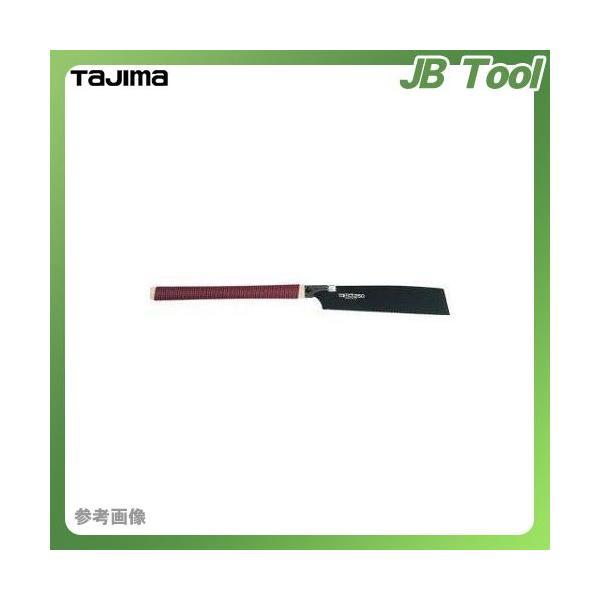 タジマツール Tajima ゴールド鋸250色まきフッ素ブラック GNC-250FB