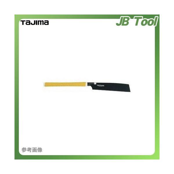 タジマツール Tajima ゴールド鋸265色まきフッ素ブラック GNC-265FB