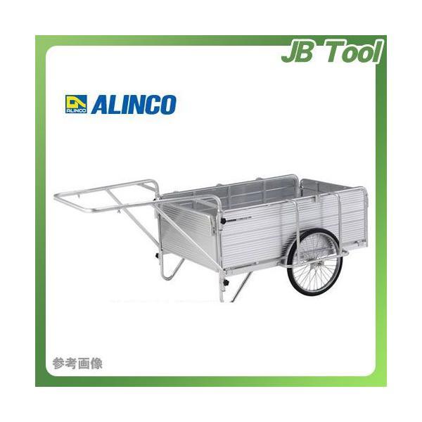 (運賃見積り)(直送品)アルインコ ALINCO 折りたたみ式リヤカー HK-150E