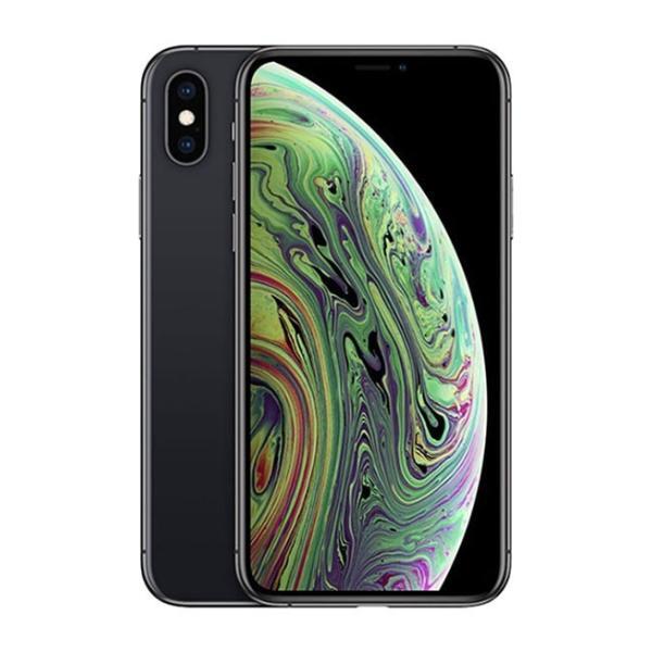 iPhone XS Max 64GB スペースグレイ au MT6Q2J/Aの画像