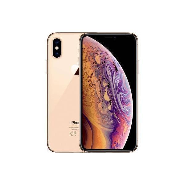 iPhone XS 512GB ゴールド docomo MTE52J/Aの画像