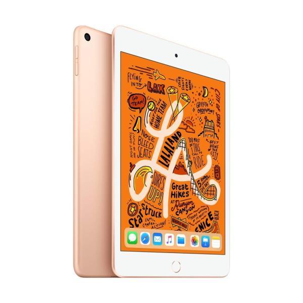 訳あり【シュリンク破れ】★新品未開封Apple7.9インチiPadmini5 64GB Wi-Fiモデル ゴールドMUQY2J/A A2133