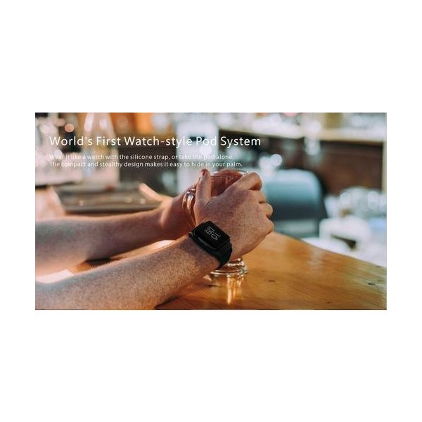 Uwell Amulet Pod System スマートウォッチ型 時計型 電子タバコ|jct-vape|05