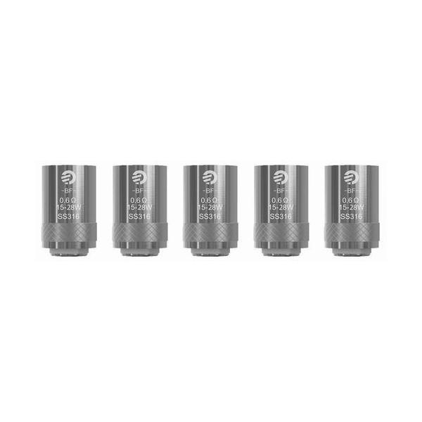 Joyetech BF SS316 coil 5pack eGo AIO / CUBIS / Cuboid Mini  ジョイテック アイオ コイル 5個入り 送料無料 電子タバコ|jct-vape|05