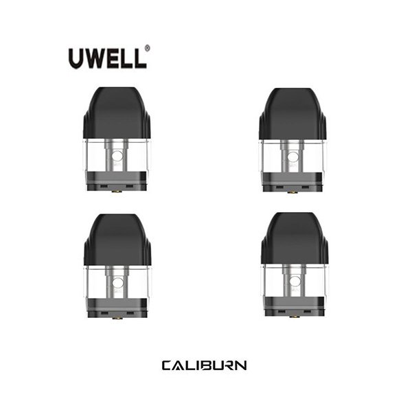 Uwell Caliburn Replacement Pods 交換ポッド 2ml 4pcs 電子タバコ|jct-vape|02