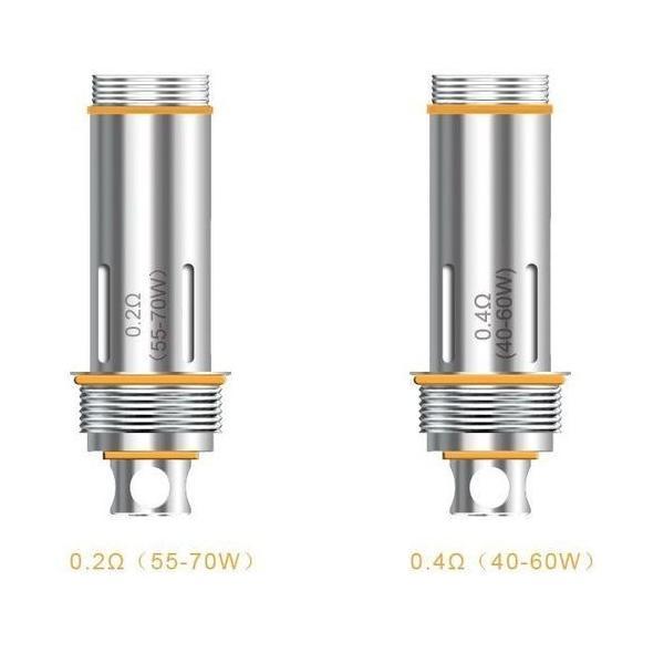 Aspire Cleito K4 用 0.27Ω/0.4Ω/0.2Ωコイル 5個セット 交換コイル 送料無料 電子タバコ|jct-vape|03