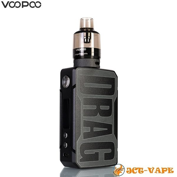 VOOPOO Drag 2 Reflesh Edition Starter kit Black model 177W 電子タバコ Pod VAPE|jct-vape|11