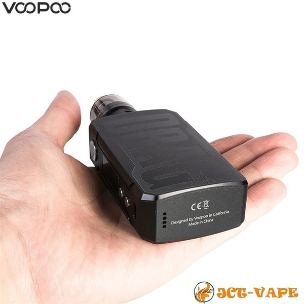VOOPOO Drag 2 Reflesh Edition Starter kit Black model 177W 電子タバコ Pod VAPE|jct-vape|10