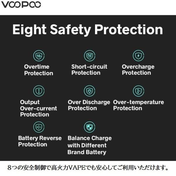 VOOPOO Drag 2 Reflesh Edition Starter kit Platinum model 177W 電子タバコ Pod VAPE|jct-vape|05