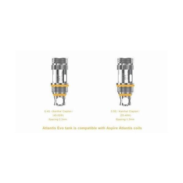 Aspire EVO75 エボ  スターターキット  電子タバコ 正規代理店 18650 VTC5 電池 付|jct-vape|04
