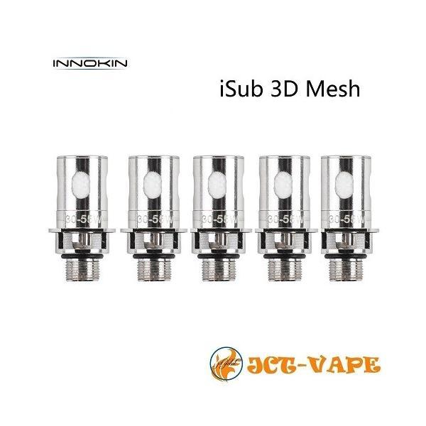 INNOKIN iSub PLEX 3D Coil 0.35Ω イノキン アイサブ 交換 コイル 電子タバコ VAPE|jct-vape|03