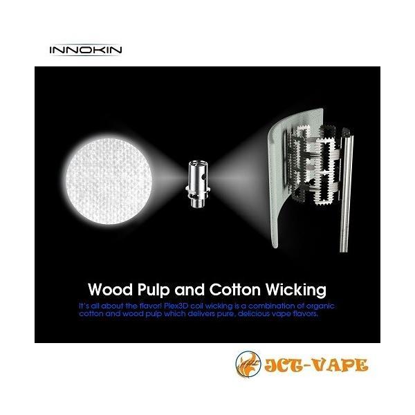 INNOKIN iSub PLEX 3D Coil 0.35Ω イノキン アイサブ 交換 コイル 電子タバコ VAPE|jct-vape|07