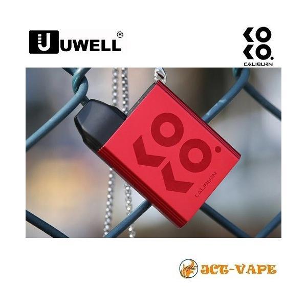 UWELL CALIBURN KOKO 新作 カリバーン ココ PODシステム ボタンなしで吸える 電子タバコ|jct-vape|11