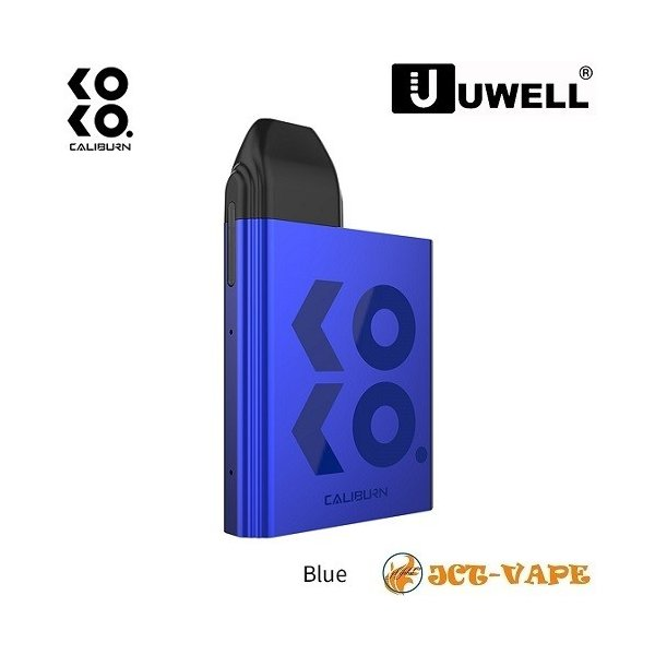 UWELL CALIBURN KOKO 新作 カリバーン ココ PODシステム ボタンなしで吸える 電子タバコ|jct-vape|04