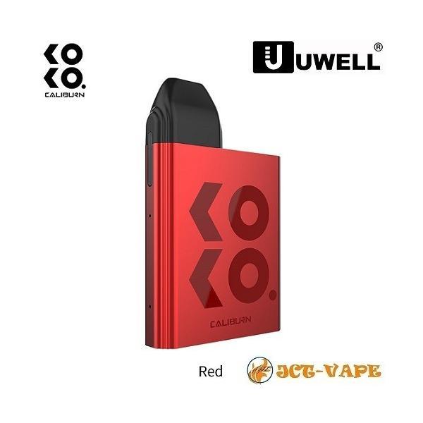 UWELL CALIBURN KOKO 新作 カリバーン ココ PODシステム ボタンなしで吸える 電子タバコ|jct-vape|05