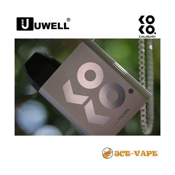 UWELL CALIBURN KOKO 新作 カリバーン ココ PODシステム ボタンなしで吸える 電子タバコ|jct-vape|08
