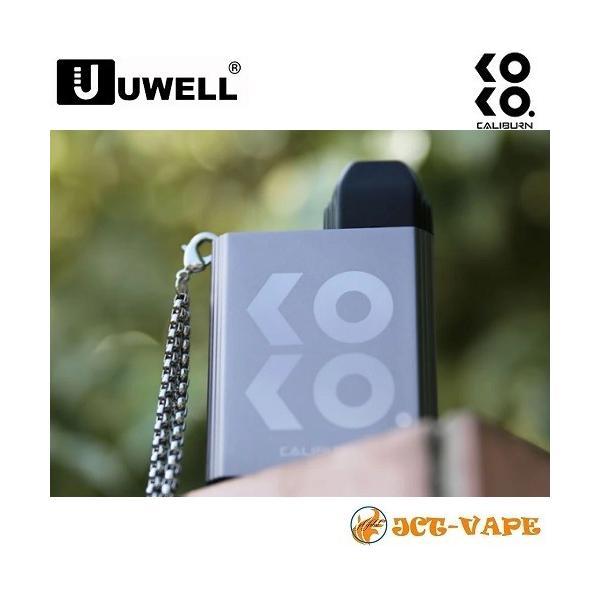UWELL CALIBURN KOKO 新作 カリバーン ココ PODシステム ボタンなしで吸える 電子タバコ|jct-vape|09