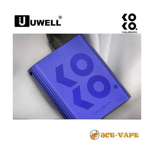 UWELL CALIBURN KOKO 新作 カリバーン ココ PODシステム ボタンなしで吸える 電子タバコ|jct-vape|10