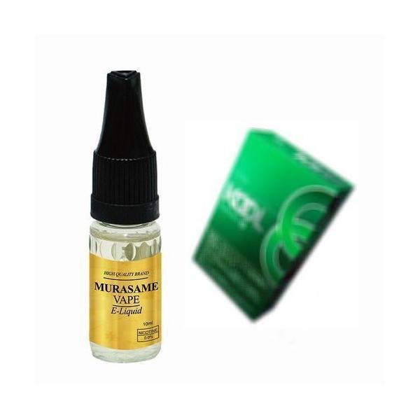 リキッド 電子タバコ たばこ 風味  MURASAME 村雨 安全 安心 分析済|jct-vape|15