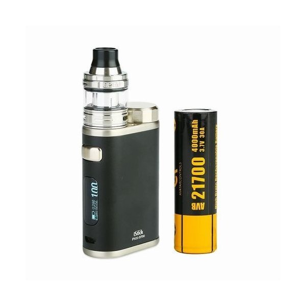 Eleaf iStick Pico 21700 100W with Ello TC Kit スターターキット バッテリー付 送料無料 電子タバコ|jct-vape|04