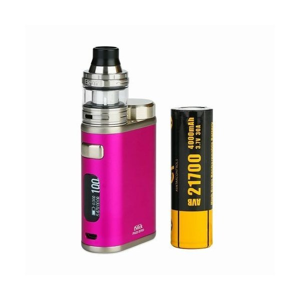 Eleaf iStick Pico 21700 100W with Ello TC Kit スターターキット バッテリー付 送料無料 電子タバコ|jct-vape|05