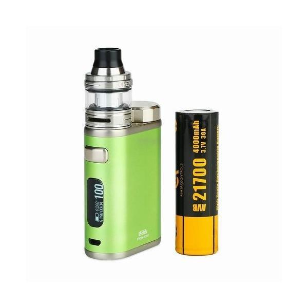 Eleaf iStick Pico 21700 100W with Ello TC Kit スターターキット バッテリー付 送料無料 電子タバコ|jct-vape|06