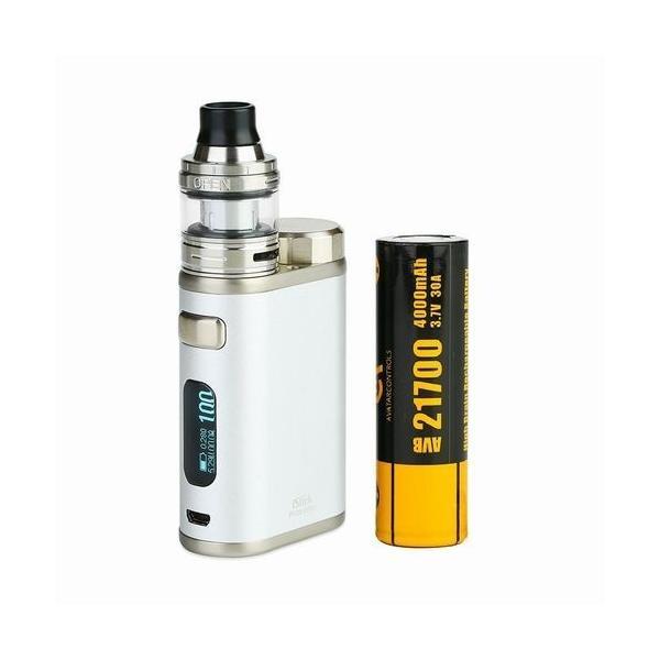 Eleaf iStick Pico 21700 100W with Ello TC Kit スターターキット バッテリー付 送料無料 電子タバコ|jct-vape|07
