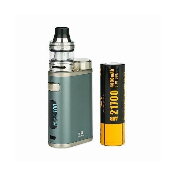 Eleaf iStick Pico 21700 100W with Ello TC Kit スターターキット バッテリー付 送料無料 電子タバコ|jct-vape|08
