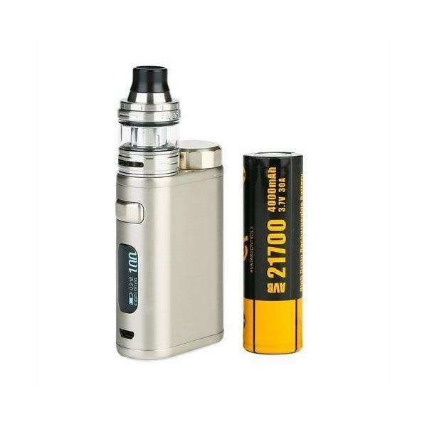 Eleaf iStick Pico 21700 100W with Ello TC Kit スターターキット バッテリー付 送料無料 電子タバコ|jct-vape|09