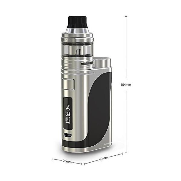 Eleaf iStick Pico25 スターターキット+バッテリーVTC4セット 送料無料  電子タバコ VAPE|jct-vape|02