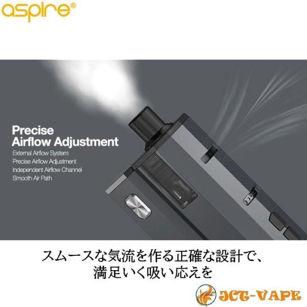 Aspire Nautilus PRIME Starter kit アスパイア ノーチラス プライム スターターキット 2000mAh バッテリー内蔵 電子タバコ VAPE jct-vape 04