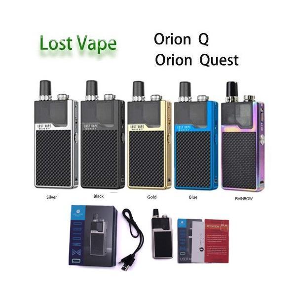 Lost Vape Orion Q Orion Quest POD スターターキット 電子タバコ|jct-vape