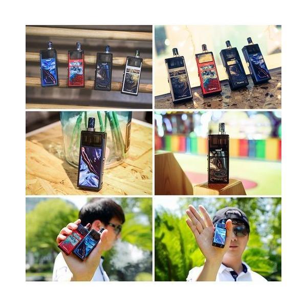 Smoant Pasito Pod Kit スターターキット RBA対応 ポッド 電子タバコ|jct-vape|17