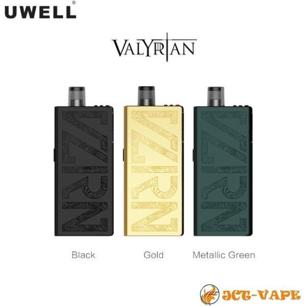 UWELL Valyrian Pod System ユーウェル ヴァリリアン ポッドシステム 電子タバコ VAPE|jct-vape