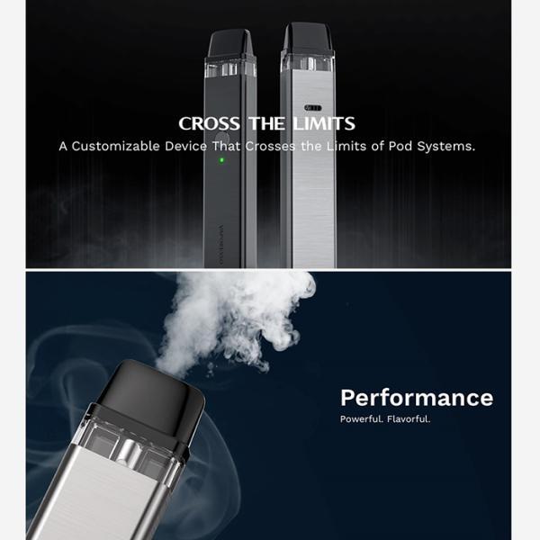 Vaporesso XROS Pod Kit 800mAh ベイパレッソ クロス ポッド スターターキット 電子タバコ VAPE jct-vape 02