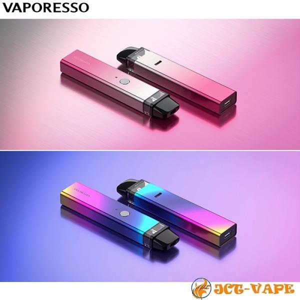 Vaporesso XROS Pod Kit 800mAh ベイパレッソ クロス ポッド スターターキット 電子タバコ VAPE jct-vape 14