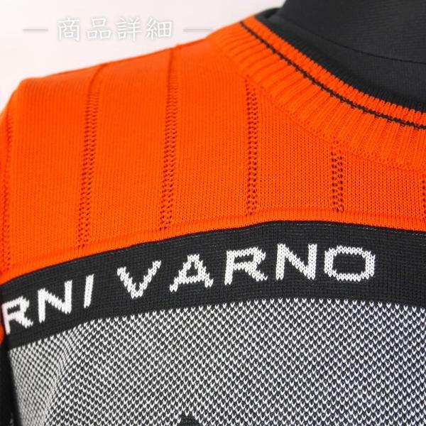 期間限定クーポン配布中 バーニヴァーノ BARNI VARNO コットンセーター (LL寸:メンズ) 2019春夏新作モデル 30%OFF/SALE|jeans-suehiro|04