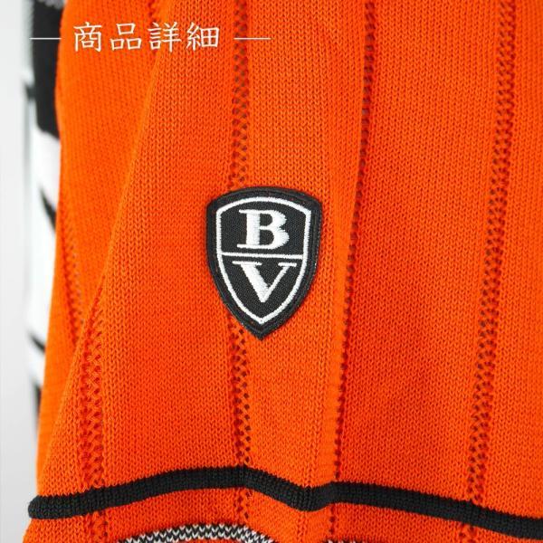 期間限定クーポン配布中 バーニヴァーノ BARNI VARNO コットンセーター (LL寸:メンズ) 2019春夏新作モデル 30%OFF/SALE|jeans-suehiro|05