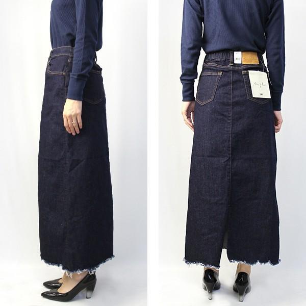 ビッグジョン デニムスカート BIG JOHN ジーンズ レディース コンプリートフリー COMPLETE FREE 日本製 国産 MMG02K|jeans-yamato|05
