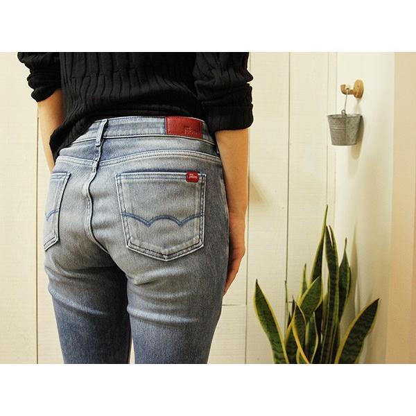 EDWIN エドウイン ジャージーズ スリム スキニー テーパード ジーンズ アンティーク ストレッチ デニム レディース エドウィン ER166L jeans-yamato 04