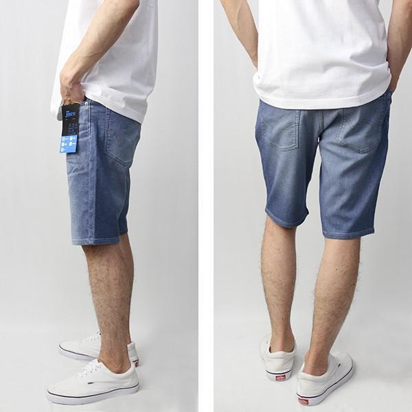 エドウィン EDWIN ジャージーズ ハーフパンツ ショートパンツ JERSEYS COOL MOTION SHORTS エドウイン デニムショーツ ER263S jeans-yamato 05