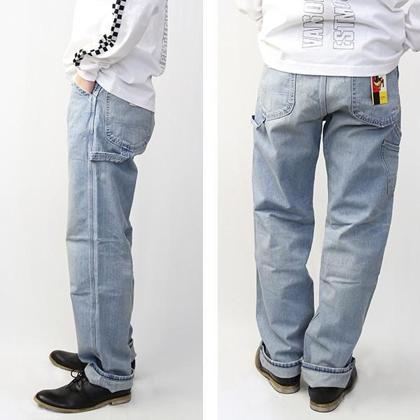 Lee ジーンズ メンズ ジーパン ライダースデニム リー AMERICAN RIDERS ペインターパンツ LM4288-2|jeans-yamato|03
