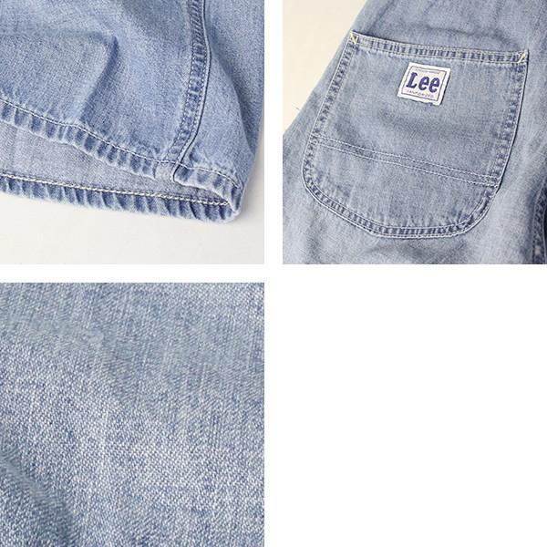 Lee ハーフパンツ ショートパンツ リー ショートパンツ ショーツ BAKER EASY SHORTS LM5933-1|jeans-yamato|11