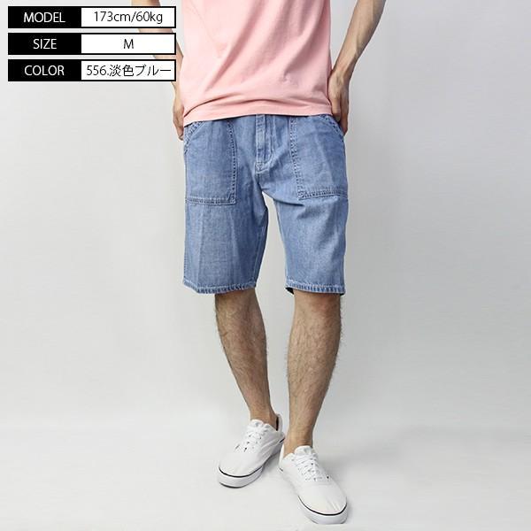 Lee ハーフパンツ ショートパンツ リー ショートパンツ ショーツ BAKER EASY SHORTS LM5933-1|jeans-yamato|04