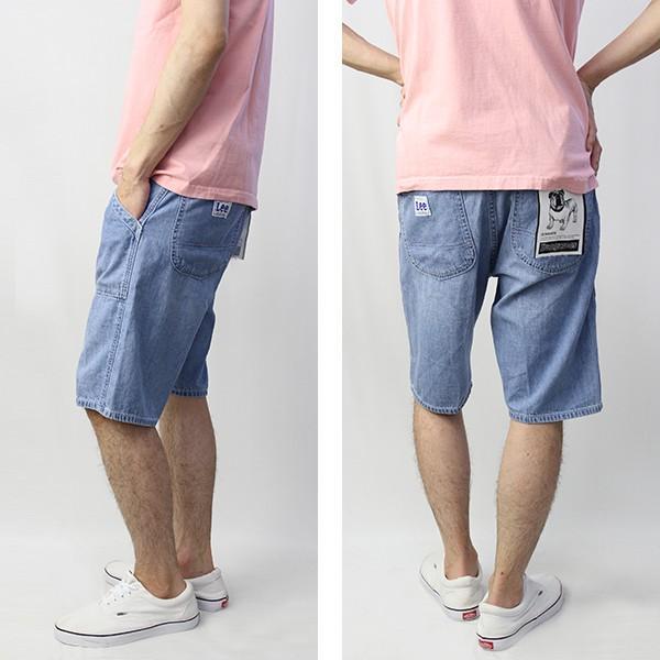 Lee ハーフパンツ ショートパンツ リー ショートパンツ ショーツ BAKER EASY SHORTS LM5933-1|jeans-yamato|05