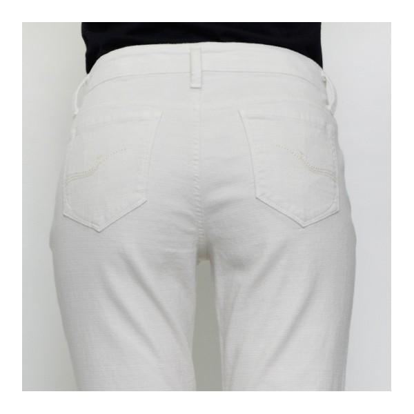 Mrs.Jeana ミセスジーナ サマーストレート パンツ 綿麻 カラーパンツ チノパンツ MJ-4422 jeans-yamato 08